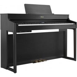 Piano Digital ROLAND HP702-CH Charcoal Black Foto: C:QuerryFotos WebPiano Digital ROLAND HP702-CH Charcoal Black-1