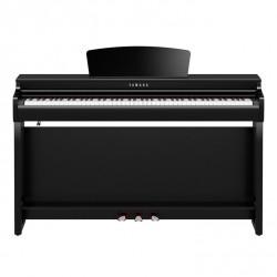 Piano Digital Yamaha CLP 725 B Foto: C:QuerryFotos WebPiano Digital Yamaha CLP 725 B