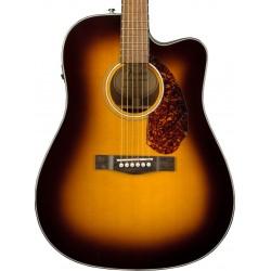 Guitarra Acustica FENDER CD-140SCE WN Sunburst Con Estuche Foto: C:QuerryFotos WebGuitarra Acustica FENDER CD-140SCE WN Sunburst