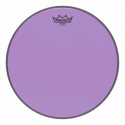 Parche REMO Emperor Colortone Purple 14 BE-0314-CT-PU Foto: C:QuerryFotos WebParche REMO Emperor Colortone Purple 14 BE-0314-CT-