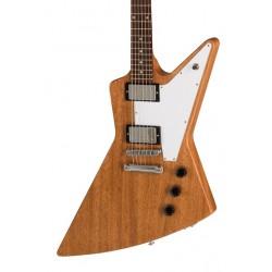 Guitarra Electrica GIBSON Explorer Antique Natural Foto: C:QuerryFotos WebGuitarra Electrica GIBSON Explorer Antique Natural