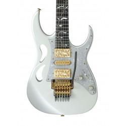 Guitarra Electrica IBANEZ PIA3761-SLW Steve Vai Signature Stallion White Foto: C:QuerryFotos Web\Guitarra Electrica IBANEZ PIA37