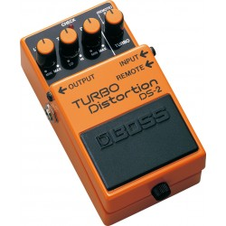 Pedal BOSS DS-2 Turbo Distortion Foto: C:QuerryFotos Web\Pedal BOSS DS-2 Turbo Distorsion