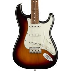 Guitarra Electrica FENDER Player Stratocaster 3-Color Sunburst PF Foto: C:QuerryFotos Web\Guitarra Electrica FENDER Player Strat