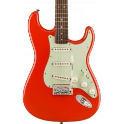 Guitarra Electrica SQUIER FSR Classic Vibe 60s StratoFiesta Red LRL Foto: C:QuerryFotos Web\Guitarra Electrica SQUIER FSR Classi
