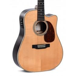 Guitarra Acustica SIGMA DTC-28HE Foto: C:QuerryFotos Web\Guitarra Acustica SIGMA DTC-28HE