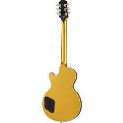 Guitarra Electrica EPIPHONE Jared James Nichols Gold Glory Les Paul Custom Double Gold Aged Gloss  Foto: C:QuerryFotos Web\Guita
