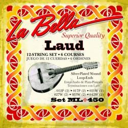 Cuerdas Laud LA BELLA ML-450 Foto: C:QuerryFotos Web\Cuerdas Laud LA BELLA ML-450