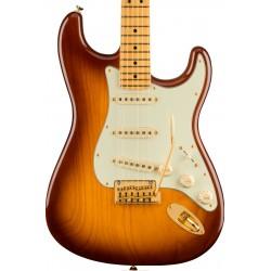 Guitarra Electrica FENDER 75 Anniversary  Commemorative Stratocaster MN 2-Color Bourbon Burst Foto: C:QuerryFotos Web\Guitarra E