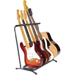 Soporte Guitarra FENDER Multi Stand 5 Foto: C:QuerryFotos Web\Soporte Guitarra FENDER Multi Stand 5