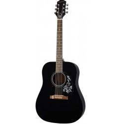 Guitarra Acustica EPIPHONE Starling Ebony Foto: C:QuerryFotos Web\Guitarra Acustica EPIPHONE Starling Ebony-2