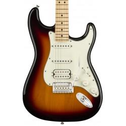 Guitarra Electrica FENDER Player Stratocaster 3-Color Sunburst MN HSS Foto: C:QuerryFotos Web\Guitarra Electrica FENDER Player S