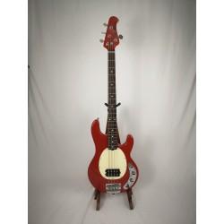 Bajo MUSIC MAN Stingray 4 Fiesta Red Matching Headstock (Seguda Mano) Foto: C:QuerryFotos Web\Bajo MUSIC MAN Stingray 4 Fiesta R