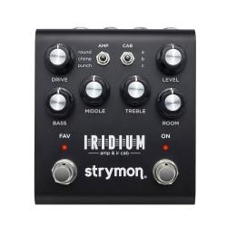 Pedal Strymon Iridium Amp  IR Cab Foto: C:QuerryFotos Web\Pedal Strymon Iridium Amp & IR Cab