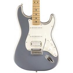 Guitarra Electrica FENDER Player Stratocaster Silver MN HSS Foto: C:QuerryFotos Web\Guitarra Electrica FENDER Player Stratocaste