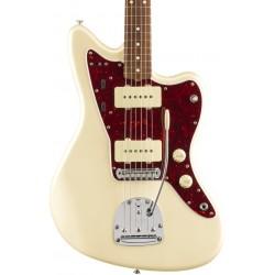 Guitarra Electrica FENDER Jazzmaster Vintera 60s Olimpic White PF Foto: C:QuerryFotos Web\Guitarra Electrica FENDER Jazzmaster V