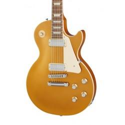 Guitarra Electrica GIBSON Les Paul Deluxe 70s Goldtop Foto: C:QuerryFotos Web\Guitarra Electrica GIBSON Les Paul Deluxe 70s Gold