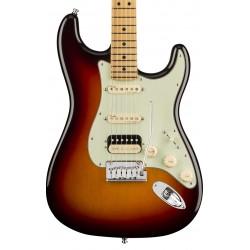 Guitarra Electrica FENDER American Ultra Stratocaster Ultraburst HSS MN Foto: C:QuerryFotos Web\Guitarra Electrica FENDER Americ