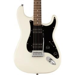 Guitarra Electrica SQUIER Affinity Stratocaster HH Olimpic White LRL  Foto: C:QuerryFotos Web\Guitarra Electrica SQUIER Affinity