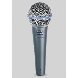 Micrófono SHURE Beta 58A Foto: C:QuerryFotos Web\Microfono SHURE Beta 58A