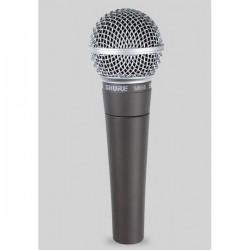 Microfono SHURE SM58 LCE Foto: C:QuerryFotos Web\Microfono SHURE SM-58 LCE
