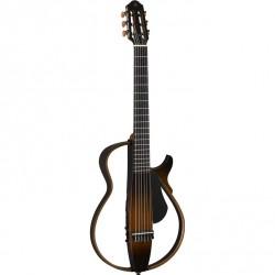 Guitarra Clasica YAMAHA SLG200N Translucent Black Foto: C:QuerryFotos Web\Guitarra Clasica YAMAHA SLG200N Translucent Black