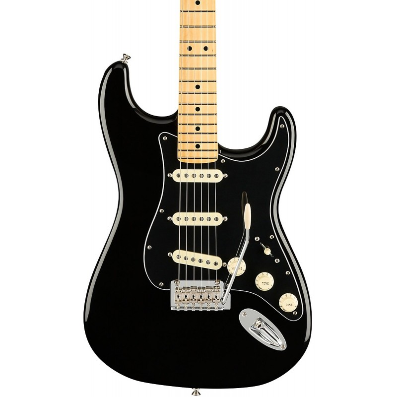 Guitarra Electrica FENDER Ltd Plaer Stratocaster Black MN Foto: C:QuerryFotos Web\Guitarra Electrica FENDER Ltd Plaer Stratocast