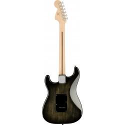 Guitarra Electrica SQUIER Affinity Strat Flame Maple Top Black Burst MN Foto: C:QuerryFotos Web\Guitarra Electrica SQUIER Affini