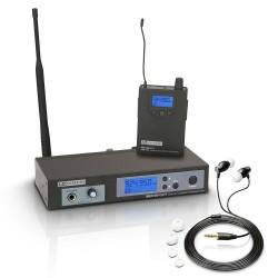 Sistema Monitor Personal LD SYSTEMS LD-MEI 100G2 In Ear Foto: C:QuerryFotos Web\Sistema de Monitor Personal LD SYSTEMS LD-MEI 10
