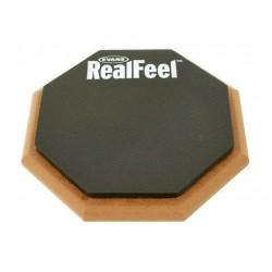 Pad Practica EVANS Real Feel 6 Single Side RF6GM Foto: C:QuerryFotos Web\Pad Practica EVANS Real Feel 6 Single Side RF6GM