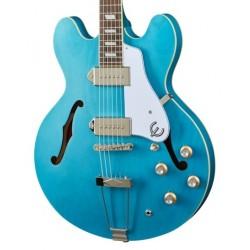 Guitarra Electrica EPIPHONE Casino Worn Blue Denim Foto: C:QuerryFotos Web\Guitarra Electrica EPIPHONE Casino Worn Blue Denim