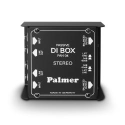 Caja Inyeccion PALMER PAN04 Pasiva Foto: C:QuerryFotos Web\Caja Inyeccion PALMER PAN04 Pasiva