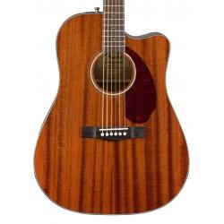 Guitarra Acustica FENDER CD-140SCE All Mahogany Estuche Incluido Foto: C:QuerryFotos Web\Guitarra Acustica FENDER CD-140SCE All
