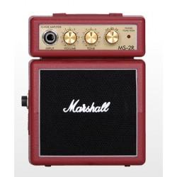 Amplificador MARSHALL Mini MS-2R Foto: C:QuerryFotos Web\Amplificador MARSHALL Mini MS-2R