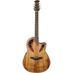 Guitarra Acustica OVATION CE44P FKOA G Elite Plus Foto: C:QuerryFotos Web\Guitarra Acustica OVATION CE44P FKOA G Elite Plus