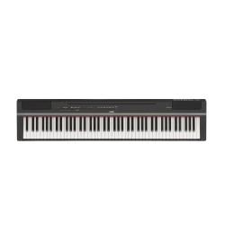 Piano Digital YAMAHA P125B Black Foto: C:QuerryFotos Web\Piano Digital YAMAHA P125B Black