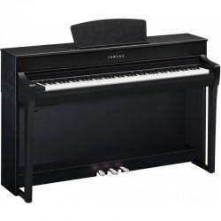 Piano Digital YAMAHA Clavinova CLP-735B Black Foto: C:QuerryFotos Web\Piano Digital YAMAHA Clavinova CLP-735B Black-1