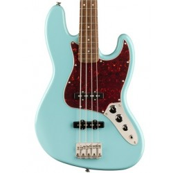 Bajo SQUIER Classic Vibe 60s Jazz Bass LRL Daphne Blue Foto: C:QuerryFotos Web\Bajo SQUIER Classic Vibe 60s Jazz Bass LRL Daphne