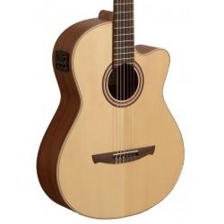 Guitarra Clasica PACO CASTILLO 221 CCE Foto: C:QuerryFotos Web\Guitarra Clasica PACO CASTILLO 221 CCE
