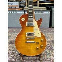 Guitarra Electrica GIBSON 60th Anniversary 1959  Les Paul Standard Orange Sunset Fade VOS Foto: C:QuerryFotos Web\Guitarra Elect