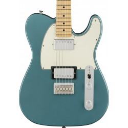 Guitarra Electrica Fender Player Telecaster Tidepool  HH MN Foto: C:QuerryFotos Web\Guitarra Electrica Fender Player Telecaster