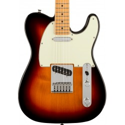 Guitarra Electrica Fender Player Plus Telecaster 3 Tone Sunburst  Foto: C:QuerryFotos Web\Guitarra Electrica Fender Player Plus