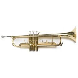 Trompeta AMADEUS TP-807L Dorada Sib Foto: C:QuerryFotos Web\Trompeta AMADEUS TP-807L Dorada Sib-1