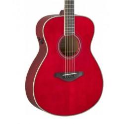 Guitarra Acustica Yamaha FS-TA TransAcoustic Concert Ruby Red Foto: C:QuerryFotos Web\Bajo Yamaha FS-TA TransAcoustic Concert Ru