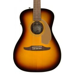 Guitarra Acustica Fender Malibu Player Sunburst WN Foto: C:QuerryFotos Web\Guitarra Acustica Fender Malibu Player Sunburst WN