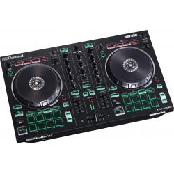 Controlador DJ ROLAND DJ-202 Foto: C:QuerryFotos Web\Controlador Dj ROLAND DJ202