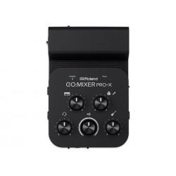 Interface Audio ROLAND Go:Mixer PRO-X Foto: C:QuerryFotos Web\Interface Audio ROLAND Go-Mixer PRO-X-1
