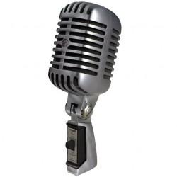 Micrófono SHURE 55SH Series II Foto: C:QuerryFotos Web\Microfono SHURE 55SH Series II