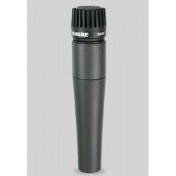 Microfono SHURE SM57 LCE Foto: C:QuerryFotos Web\Microfono SHURE SM57 - LCE