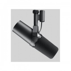 Microfono SHURE SM7B Foto: C:QuerryFotos Web\Microfono SHURE SM7B Dinamico Cardioide